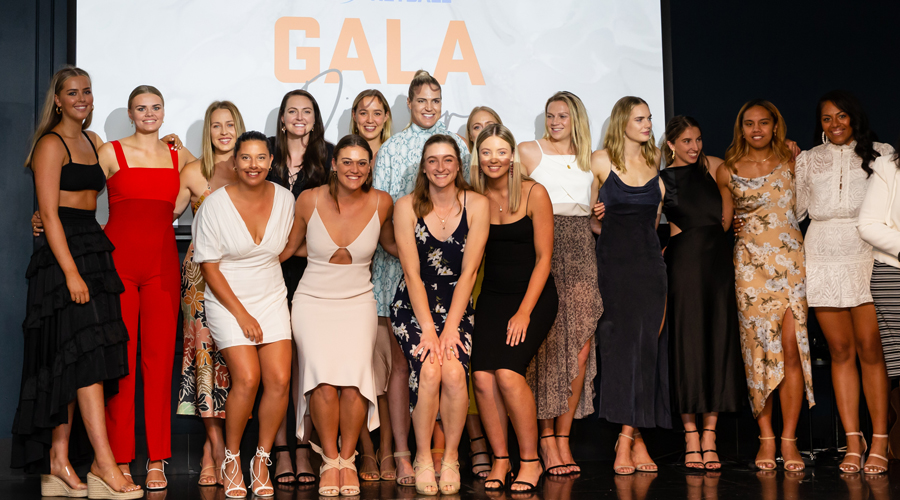 2020 GIANTS Team at the Gala Dinner